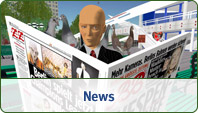 News und infos zu second life 3d berlin hauptstadt virtuelle welt online second life avatar serious game