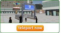 teleport nach new berlin das virtuelle berlin in der online welt second life